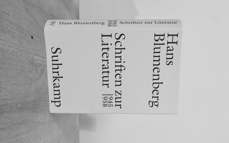 blumenberg-schriften-zur-literatur